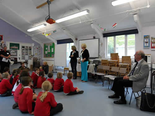 Brancaster Primary School 'Carbon Monoxide Awareness Event'